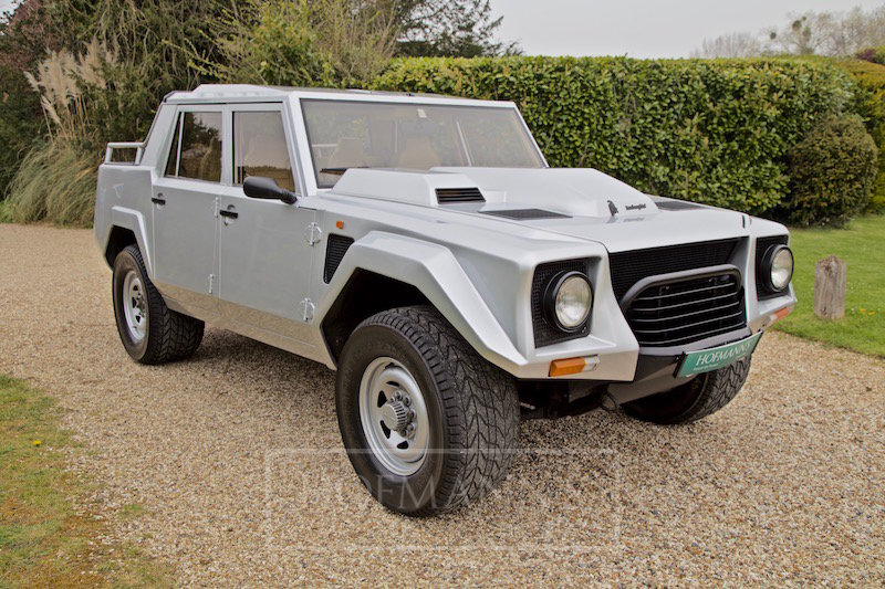 1987 Lamborghini LM 002 For Sale (picture 1 of 6)