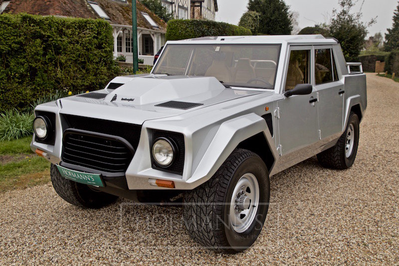 1987 Lamborghini LM 002 For Sale (picture 2 of 6)