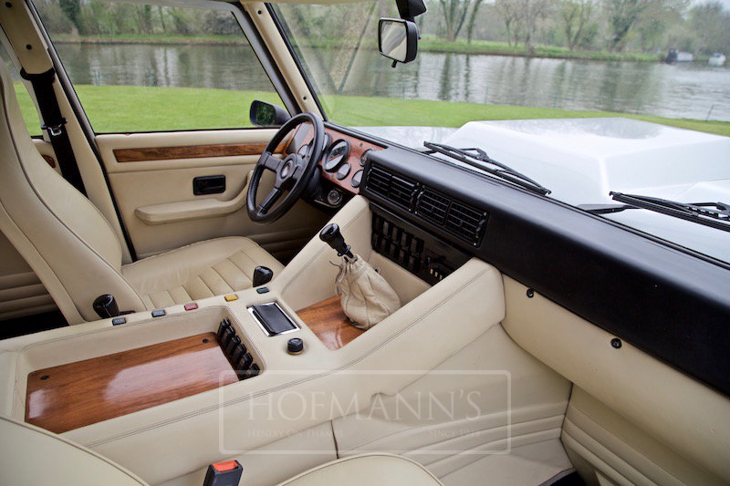 1987 Lamborghini LM 002 For Sale (picture 4 of 6)