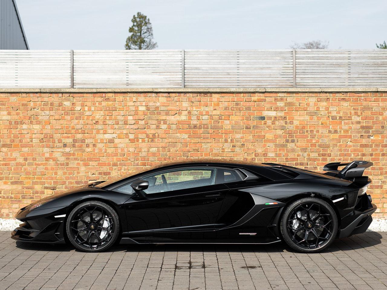 2019/19 Lamborghini Aventador LP 770-4 SVJ For Sale