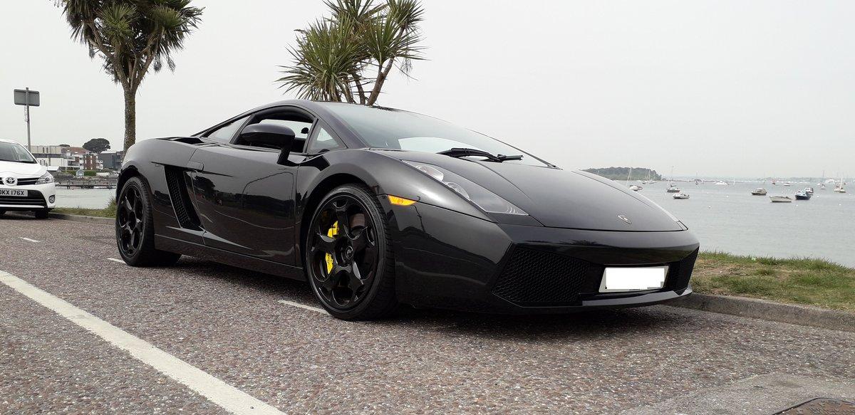 2005 Lamborghini Gallardo 6 Speed Manual R H D For Sale Car And