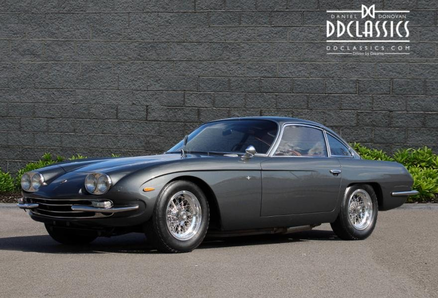 1967 Lamborghini 400GT 2+2 For Sale In London (LHD) For Sale (picture 1 of 12)