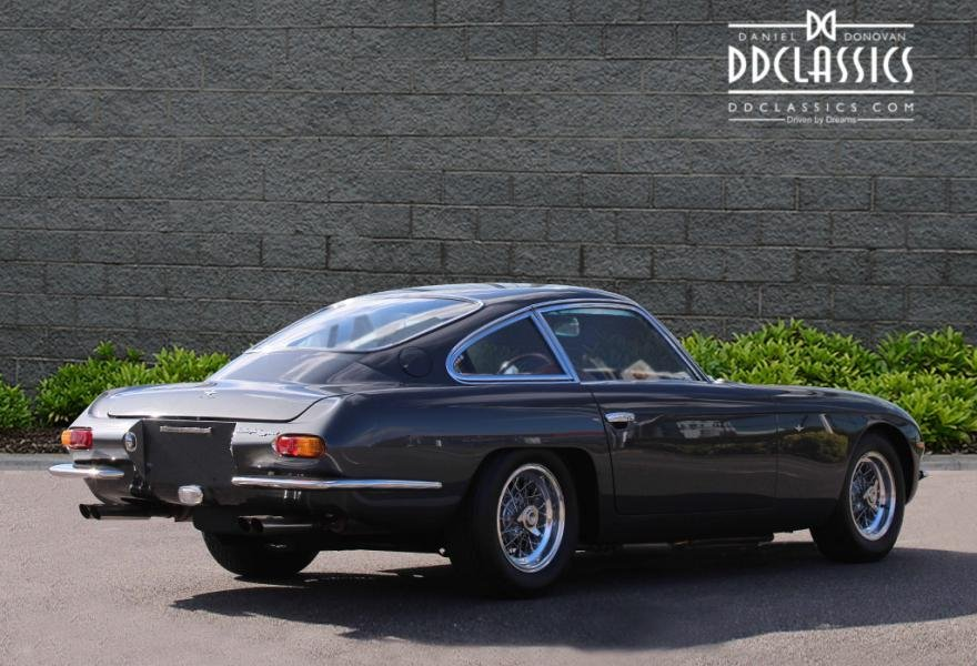 1967 Lamborghini 400GT 2+2 For Sale In London (LHD) For Sale (picture 2 of 12)