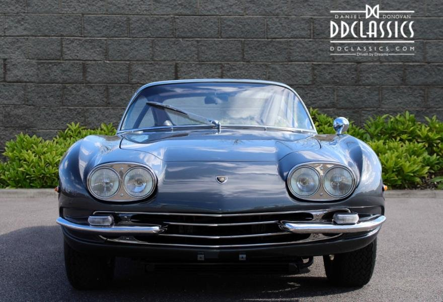 1967 Lamborghini 400GT 2+2 For Sale In London (LHD) For Sale (picture 3 of 12)