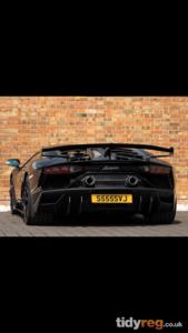 S555SVJ - £1,500 ono SVJ Reg