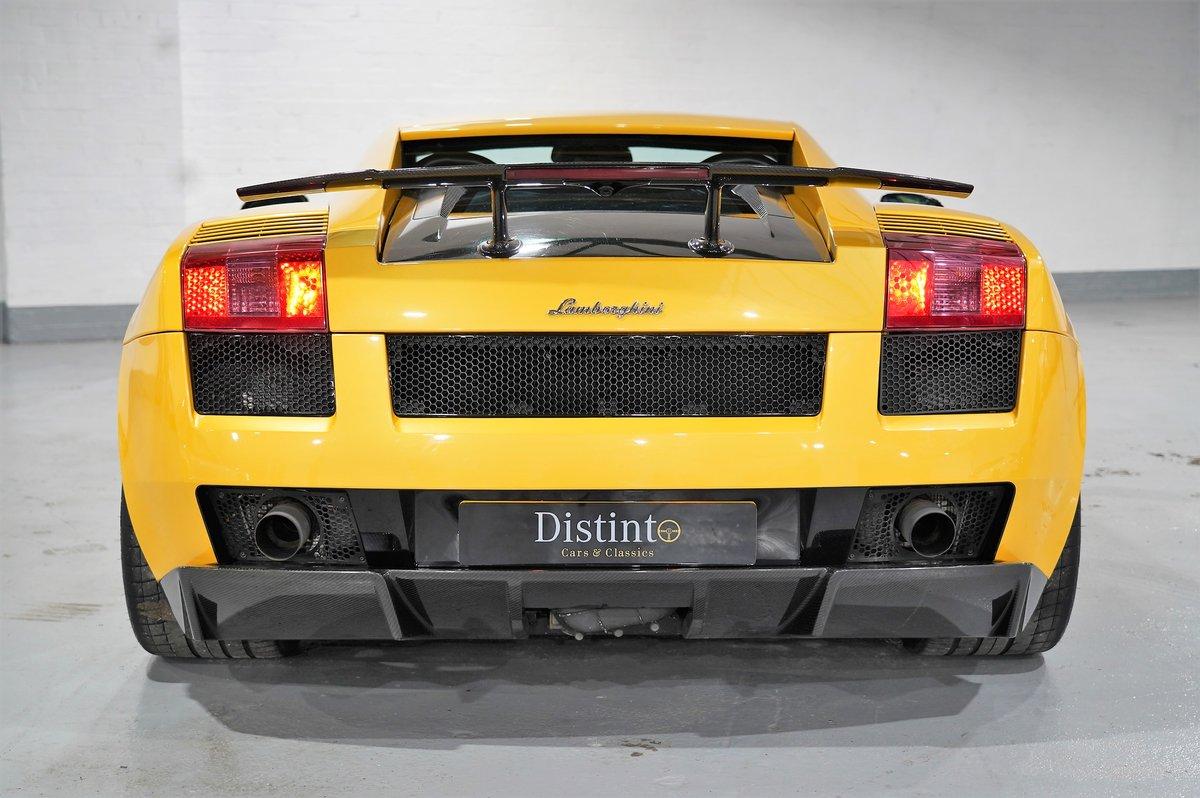 2007 Lamborghini Gallardo Superleggera 5.0 E-Gear - LHD For Sale (picture 4 of 6)