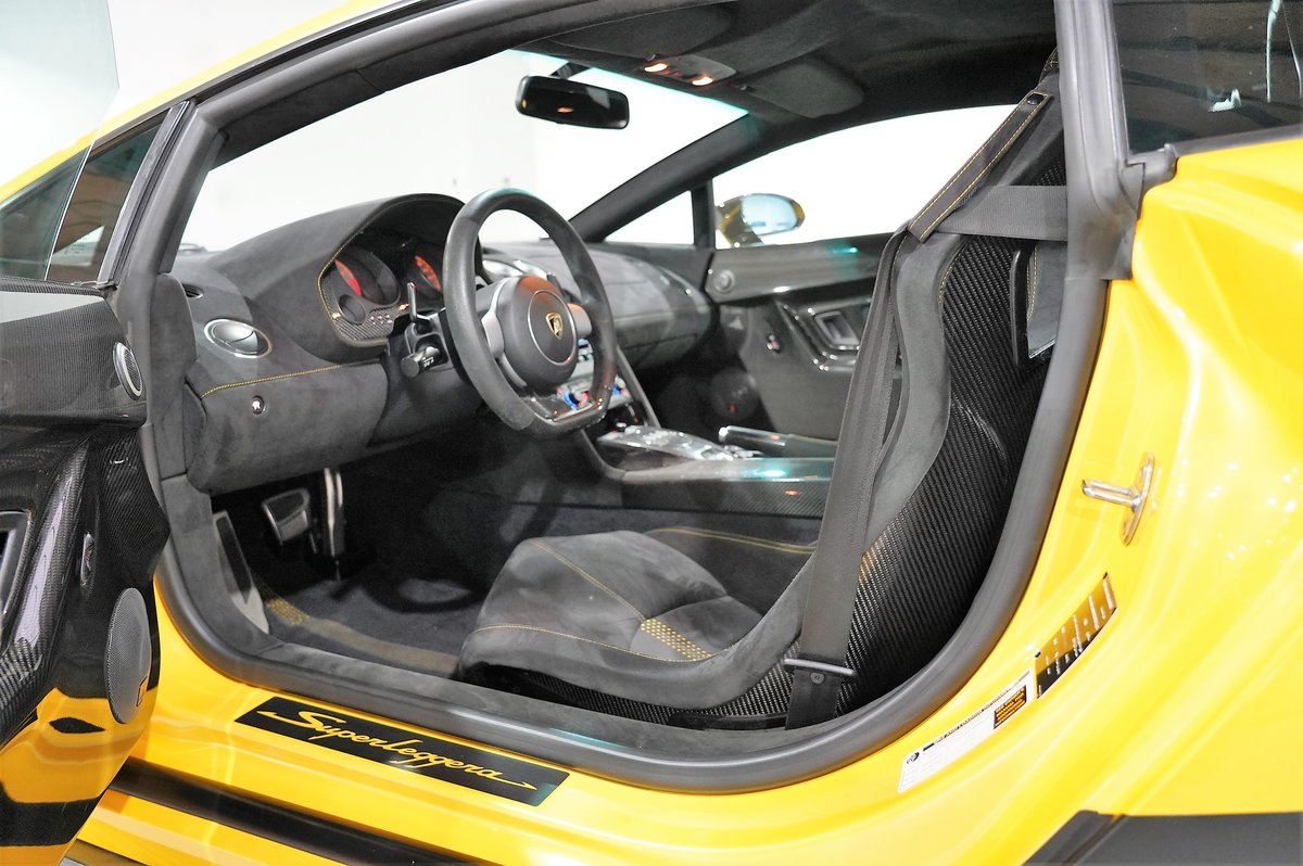 2007 Lamborghini Gallardo Superleggera 5.0 E-Gear - LHD For Sale (picture 6 of 6)