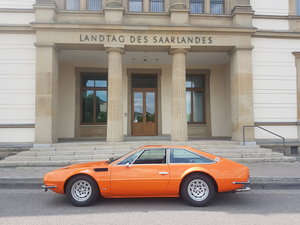 1972 Jarama S in Miura orange For Sale