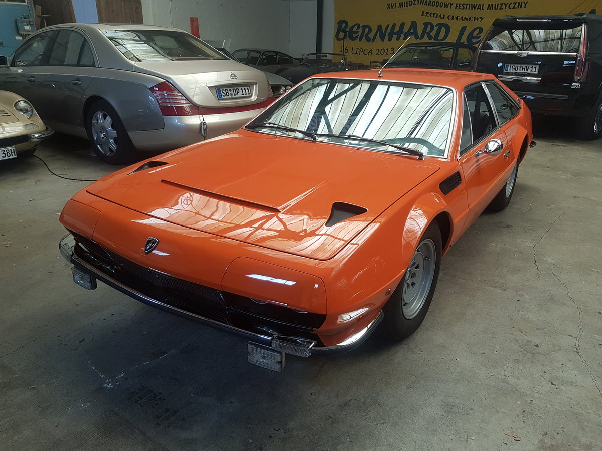 1972 Jarama S in Miura orange For Sale (picture 2 of 2)