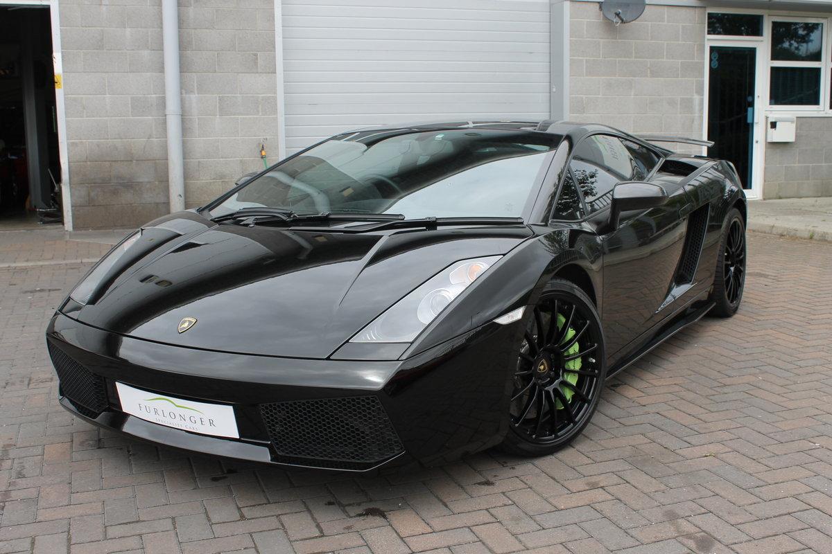 2008 Lamborghini Gallardo Superleggera For Sale (picture 1 of 6)