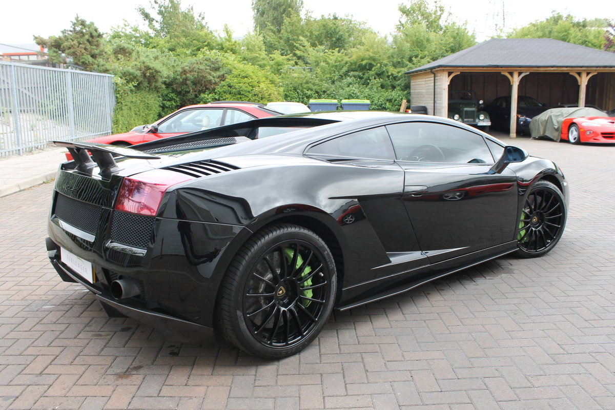 2008 Lamborghini Gallardo Superleggera For Sale (picture 3 of 6)