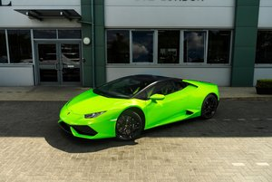 LAMBORGHINI HURACAN LP 610-4 2014 For Sale