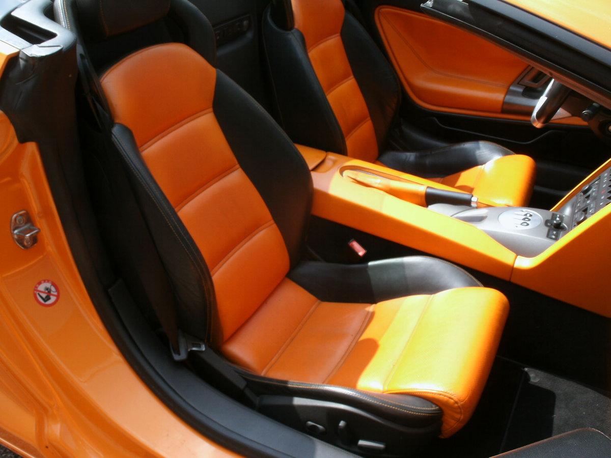 2008 Lamborghini Gallardo 5.0 V10 Spyder E-Gear For Sale (picture 4 of 6)
