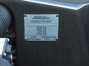 2006 Lamborghini Murcielago 620 LP
