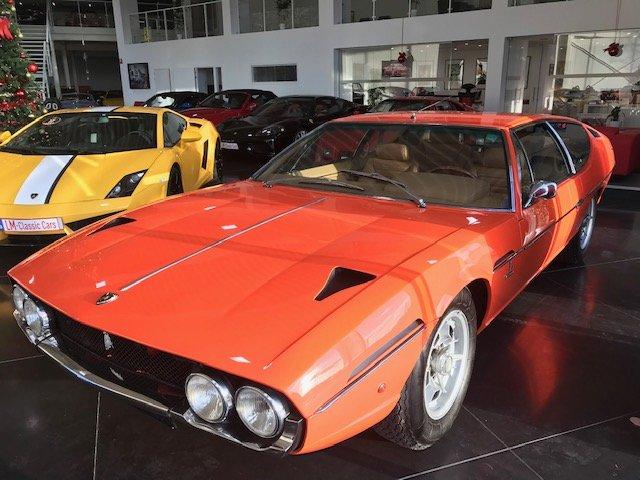 1970 Lamborghini Espada S2 For Sale (picture 1 of 6)