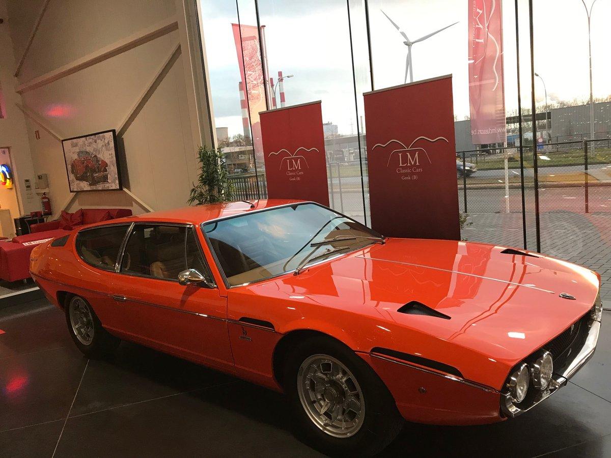 1970 Lamborghini Espada S2 For Sale (picture 2 of 6)