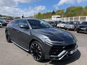 2019 LAMBORGHINI URUS 4.0 V8 641 BHP For Sale