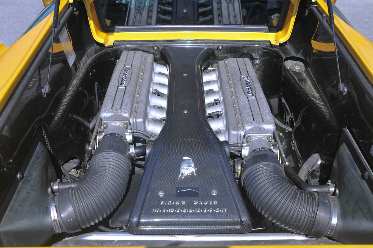 1995 Lamborghini Diablo VT (SV) For Sale (picture 6 of 6)