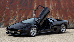 1990 Lamborghini Diablo - 65th built and just 10,000kms