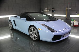 2006 LHD like new, lowest miles, amazing Gallardo For Sale