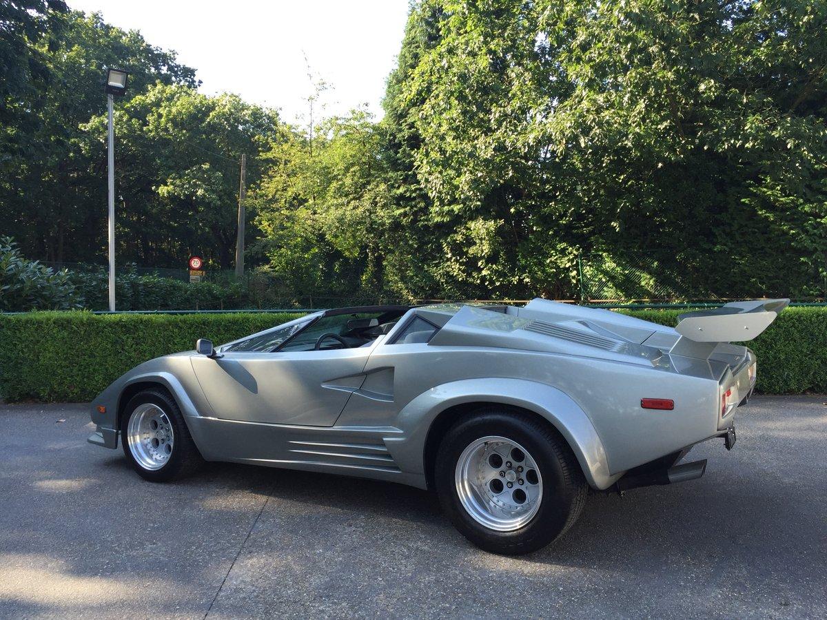 1990 Lamborghini Countach (replica) For Sale (picture 2 of 6)