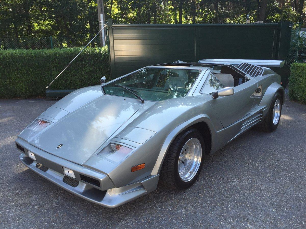 1990 Lamborghini Countach (replica) For Sale (picture 3 of 6)