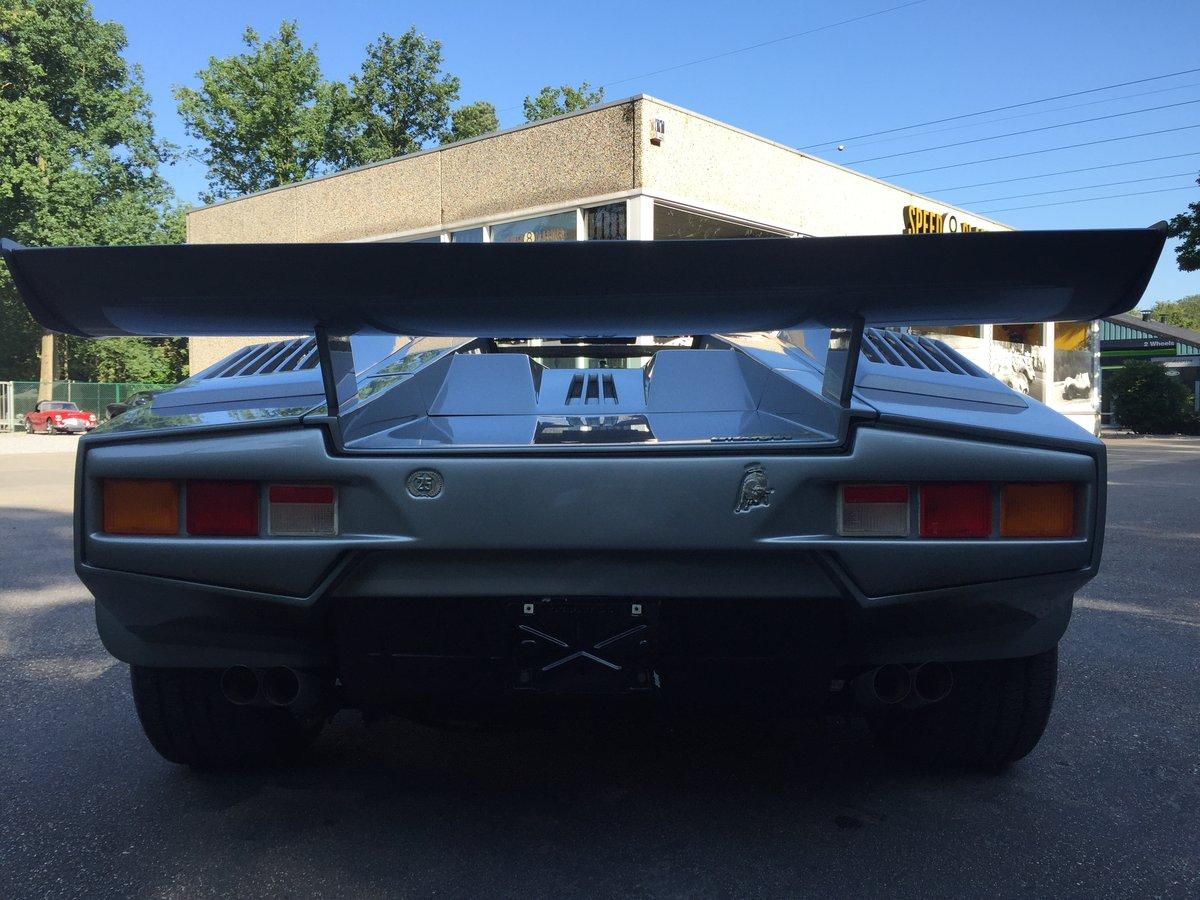 1990 Lamborghini Countach (replica) For Sale (picture 4 of 6)