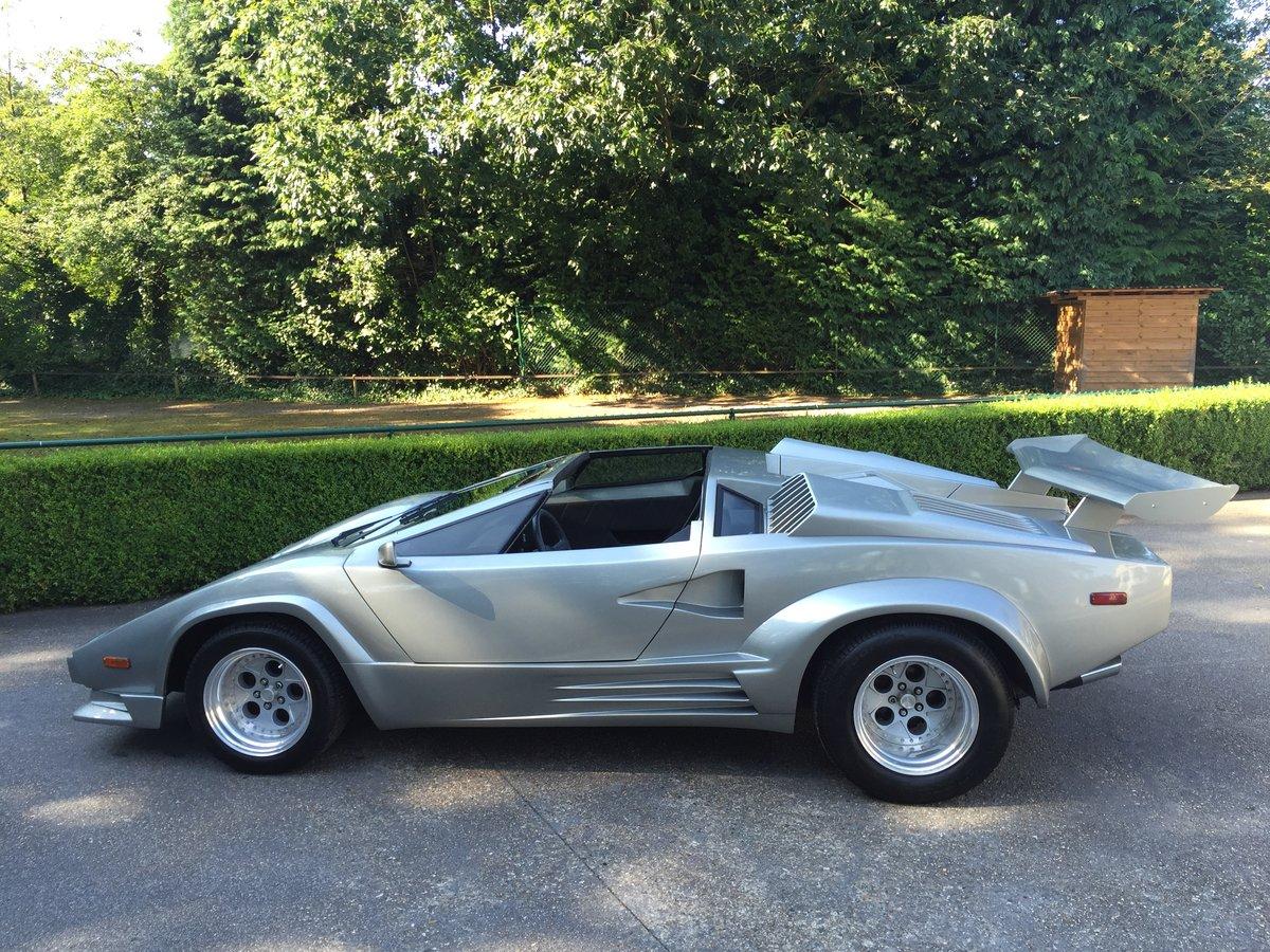 1990 Lamborghini Countach (replica) For Sale (picture 6 of 6)