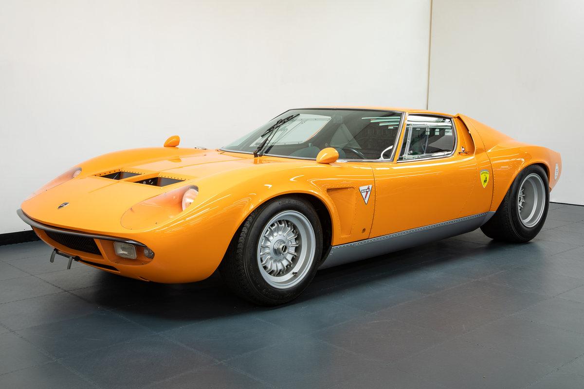 1969 LAMBORGHINI MIURA JOTA  For Sale (picture 1 of 6)
