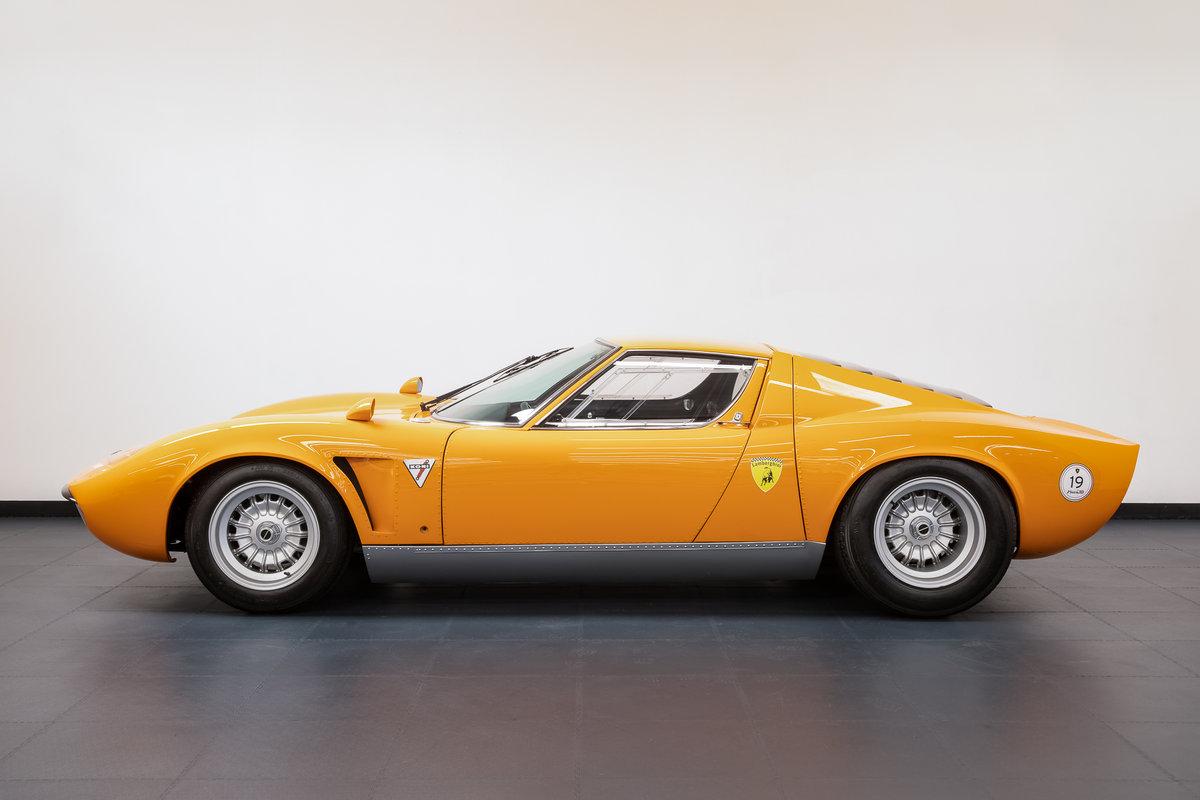 1969 LAMBORGHINI MIURA JOTA  For Sale (picture 3 of 6)