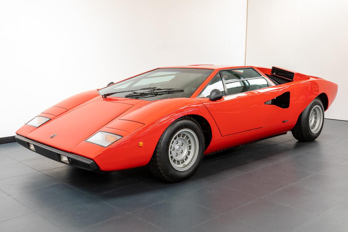 Lamborghini Countach Periscopio 1977 For Sale (picture 1 of 6)
