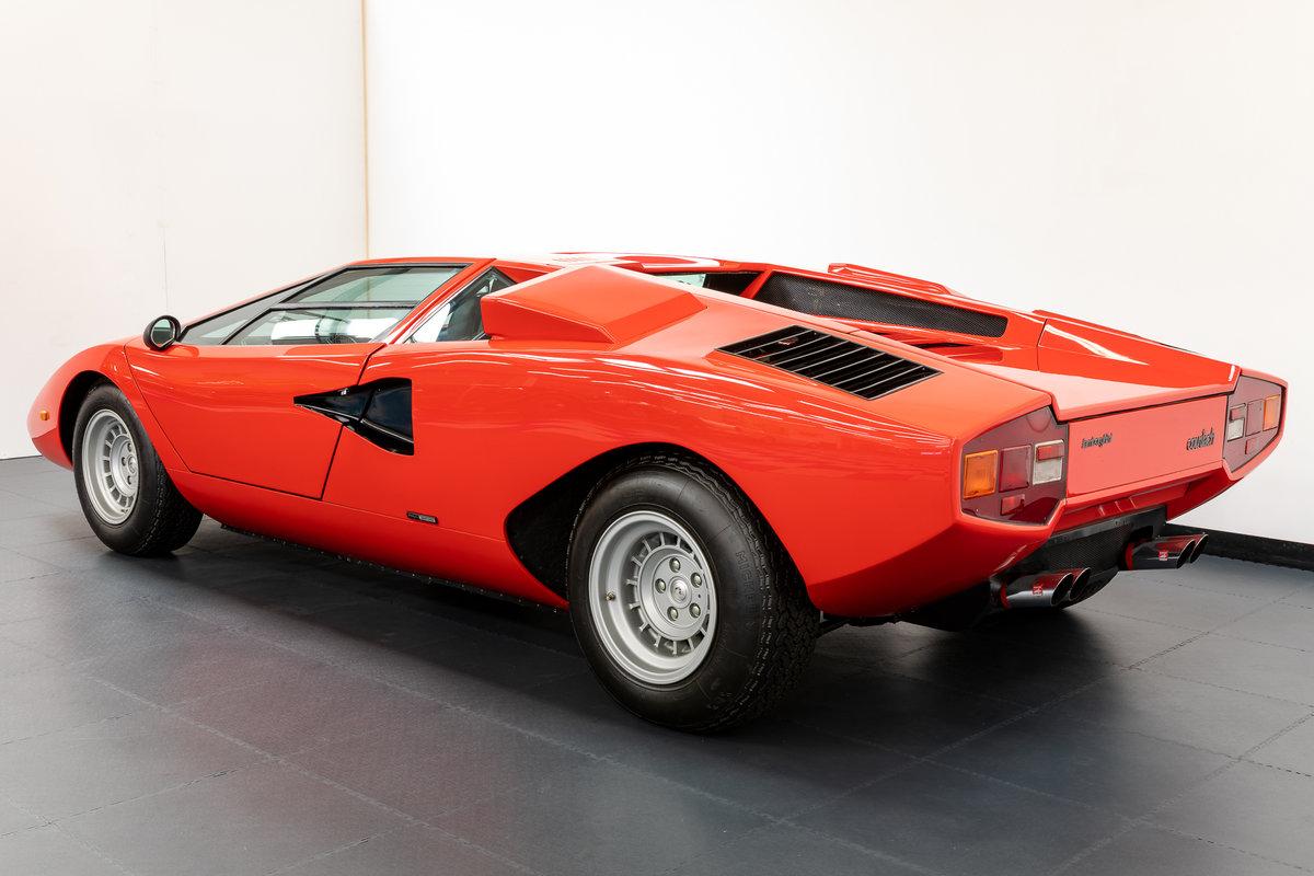 Lamborghini Countach Periscopio 1977 For Sale (picture 2 of 6)