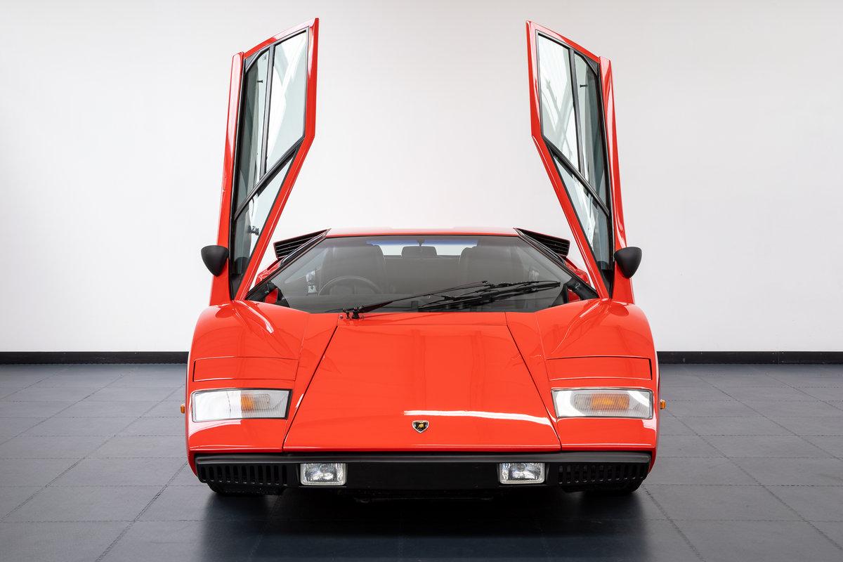 Lamborghini Countach Periscopio 1977 For Sale (picture 4 of 6)