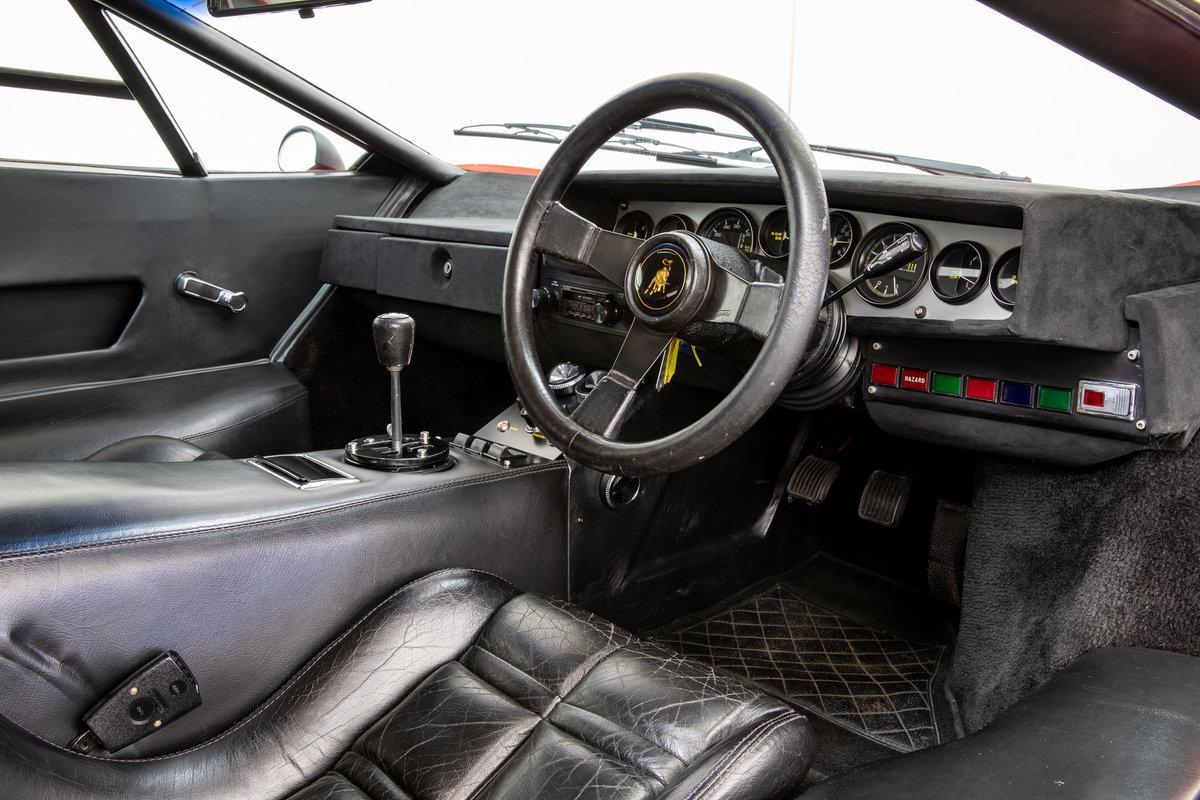 Lamborghini Countach Periscopio 1977 For Sale (picture 5 of 6)