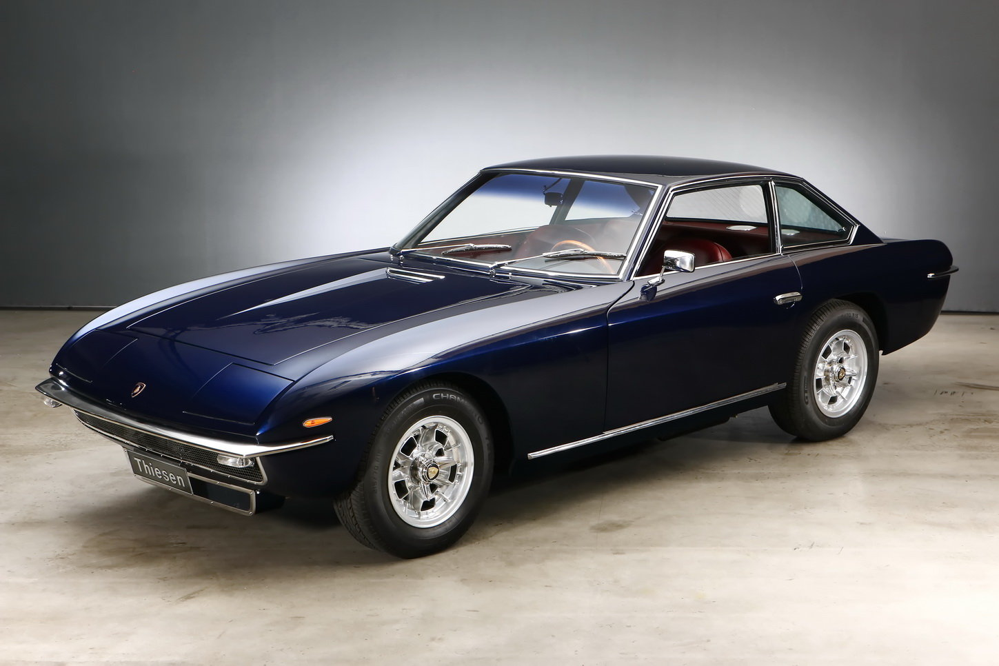 1968 Lamborghini Islero GT 2+2 series 1 For Sale (picture 1 of 6)