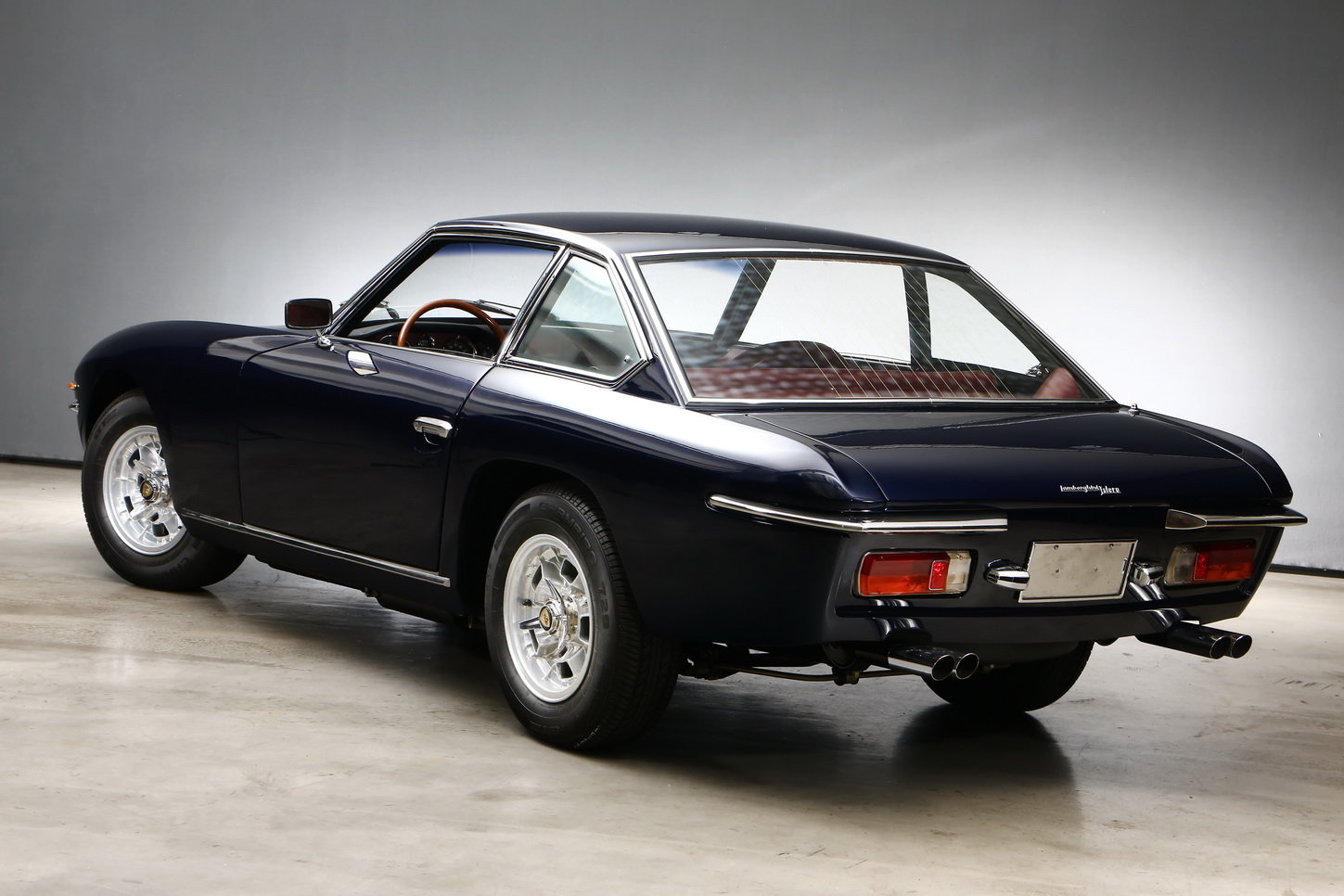 1968 Lamborghini Islero GT 2+2 series 1 For Sale (picture 3 of 6)