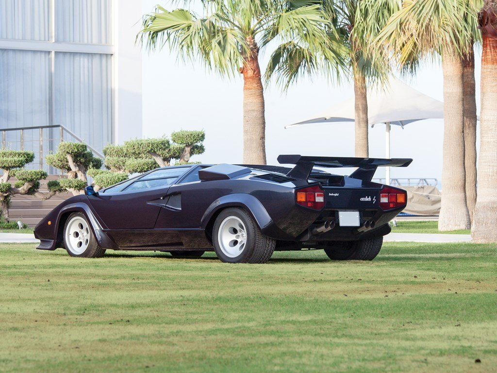 1979 Lamborghini Countach LP400 Series I For Sale by Auction (picture 2 of 6)