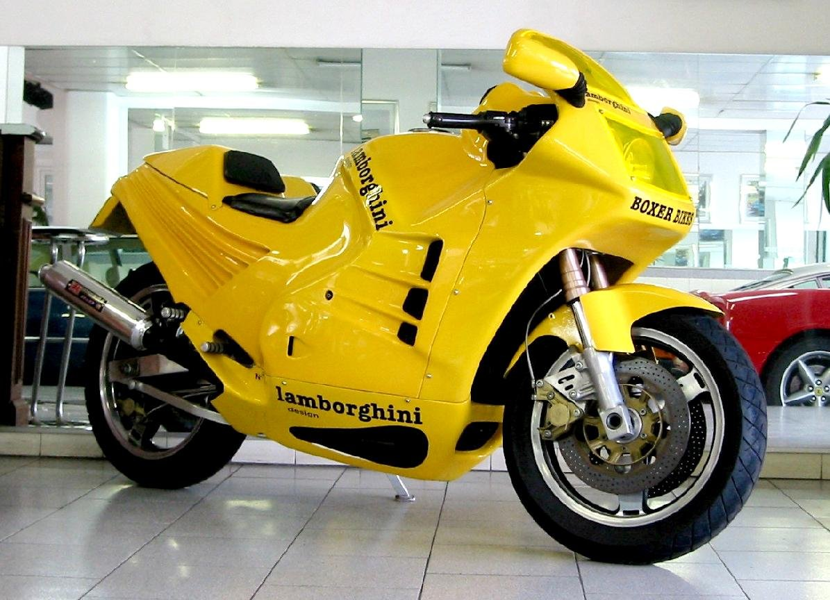 1986 Ultra-rare Classic Motorbike For Sale (picture 3 of 6)