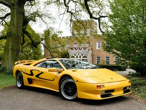 1998 Lamborghini Diablo SV coupe For Sale