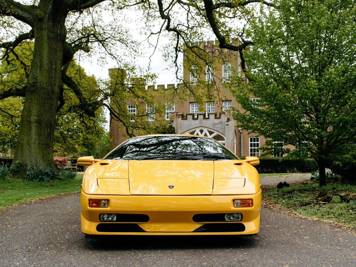 1998 Lamborghini Diablo SV coupe For Sale (picture 2 of 6)