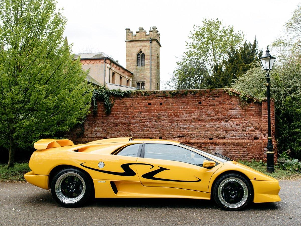 1998 Lamborghini Diablo SV coupe For Sale (picture 3 of 6)
