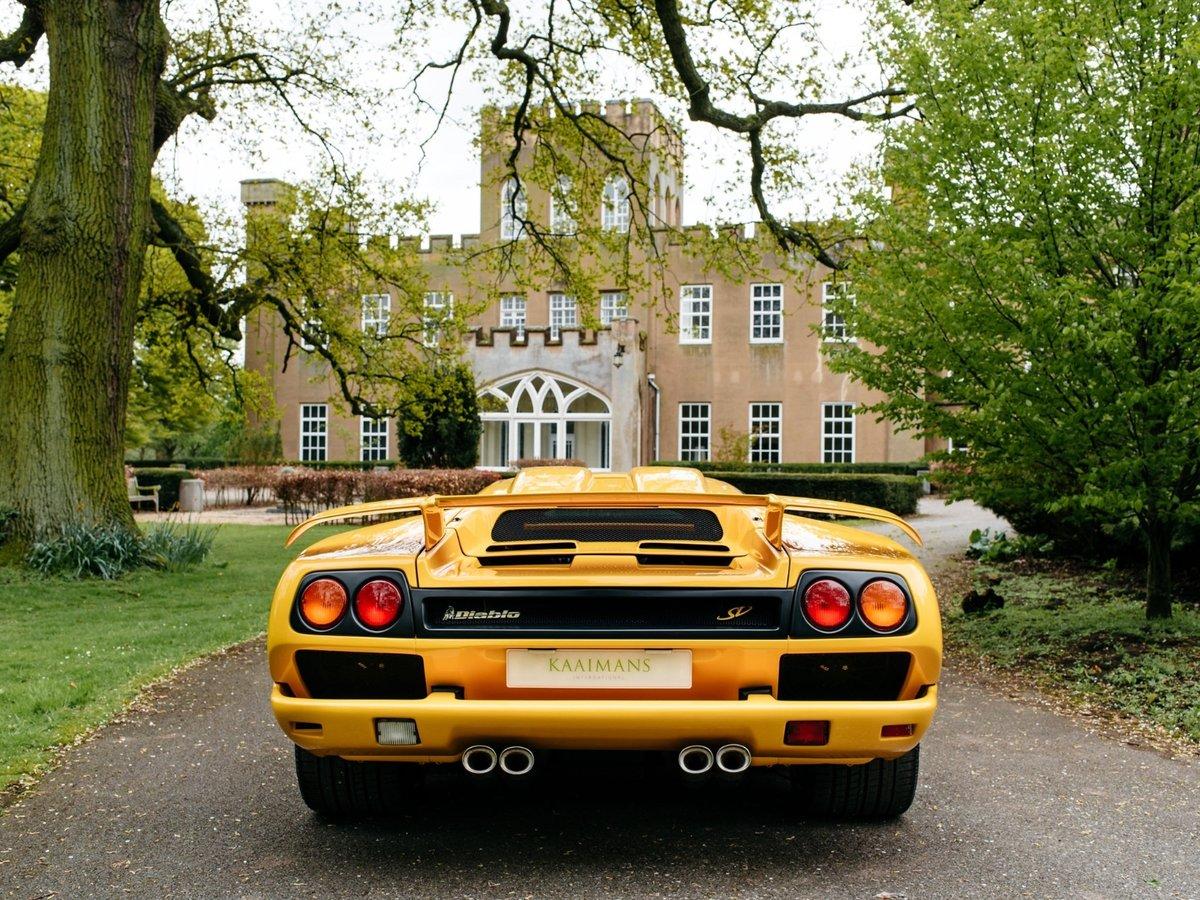 1998 Lamborghini Diablo SV coupe For Sale (picture 4 of 6)