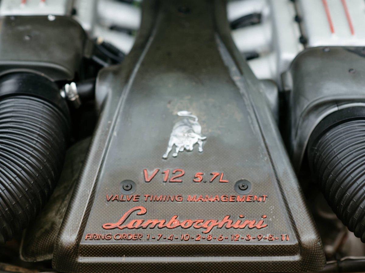 1998 Lamborghini Diablo SV coupe For Sale (picture 6 of 6)