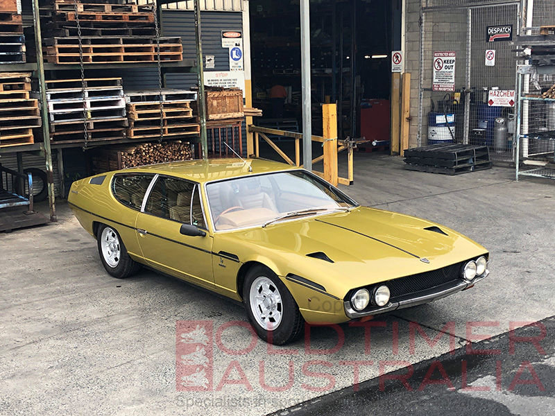 1970 Lamborghini Espada Series 2 For Sale (picture 1 of 6)
