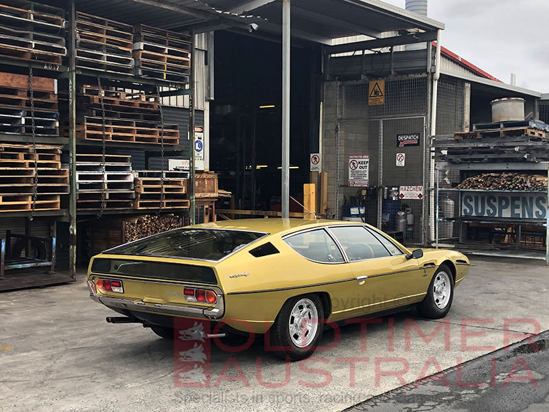 1970 Lamborghini Espada Series 2 For Sale (picture 3 of 6)