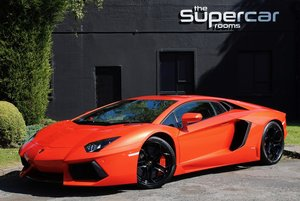 Lamborghini Aventador - 2013 - 17K Miles - High Spec For Sale