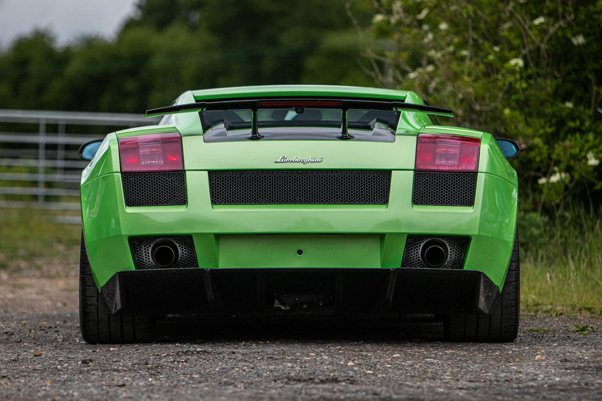 2007 Lamborghini Gallardo Superleggera SOLD by Auction (picture 4 of 6)