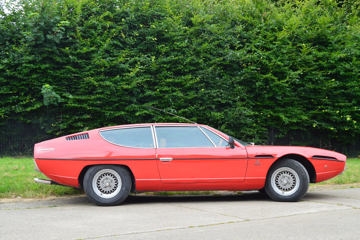 1972 Lamborghini Espada Series 2  For Sale (picture 1 of 6)