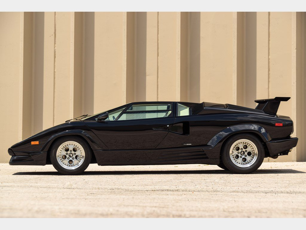 1989 Lamborghini Countach 25th Anniversary Edition  For Sale by Auction (picture 5 of 6)