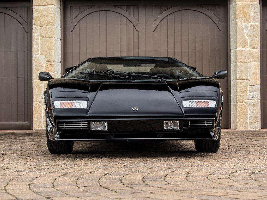1984 Lamborghini Countach LP500 S by Bertone For Sale by Auction (picture 5 of 6)
